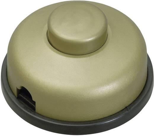 interBär 8009-013.01 Tretschalter Gold 1 x Aus/Ein 2 A 1 St.