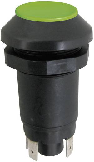 Elobau 145000AA10 Drucktaster 48 V DC/AC 0.5 A 1 x Ein/(Aus) IP67 tastend 1 St.