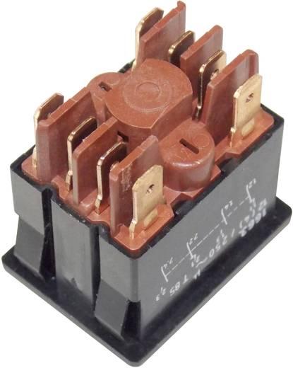 Drucktaster 250 V/AC 12 A 2 x Ein/(Ein) Marquardt 1663.0101 IP40 tastend 1 St.