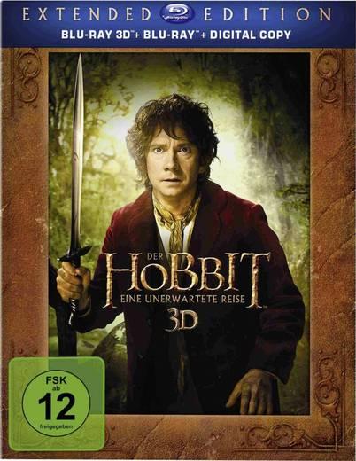 Der Hobbit - Eine unerwartete Reise - Extended Edition Sammleredition mit Statue