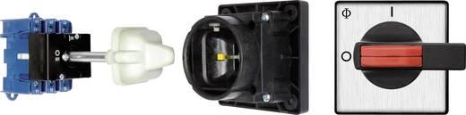 Lasttrennschalter mit Türkupplung 125 A 1 x 90 ° Schwarz Kraus & Naimer KG125 T103/12 VE 1 St.