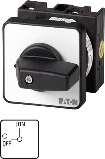 Nockenschalter 20 A 1 x 90 ° Grau, Schwarz Eaton T0-1-102/E 1 St.
