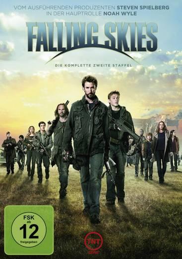 DVD Falling Skies - Die komplette 2. Staffel FSK: 12