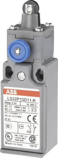 ABB LS32P13D11-R Endschalter 400 V/AC 1.8 A Rollenstößel tastend IP65 1 St.