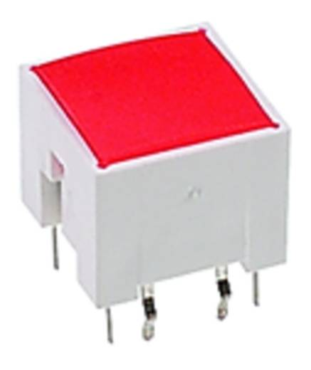 Drucktaster 35 V 0.1 A 1 x Aus/(Ein) RAFI 1.14.001.553/0000 tastend 45 St.