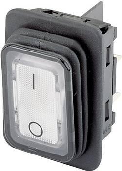 Interrupteur à bascule Marquardt 1935.3133 24 V/DC 10 A 2 x Off/On IP65 permanent 1 pc(s)