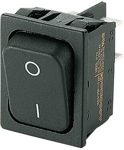 Marquardt Wippschalter 1832.3311 250 V/AC 20 A 2 x Aus/Ein IP40 rastend 1 St.