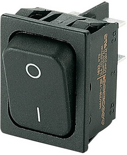 Wippschalter 250 V/AC 20 A 2 x Aus/Ein Marquardt 1832.3312 IP40 rastend 1 St.