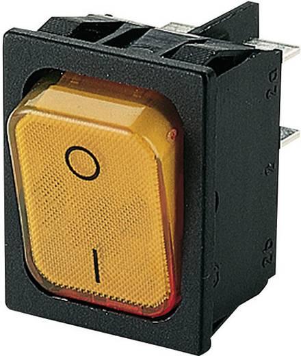 Wippschalter 250 V/AC 20 A 2 x Aus/Ein Marquardt 1835.3114 IP40 rastend 1 St.