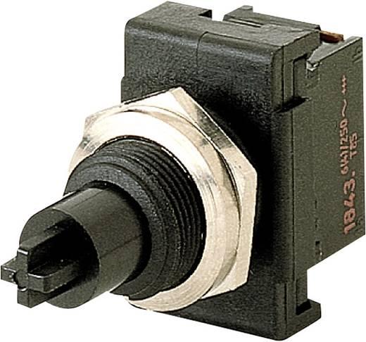 Druckschalter 250 V/AC 6 A 1 x Aus/Ein Marquardt 1841.6101 IP40 rastend 1 St.