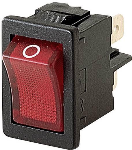Wippschalter 250 V/AC 4 A 2 x Aus/Ein Marquardt 1855.1102 IP40 rastend 1 St.