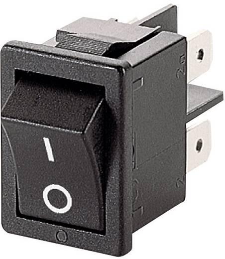 Wippschalter 250 V/AC 10 A 2 x Aus/Ein Marquardt 1858.1103 IP40 rastend 1 St.