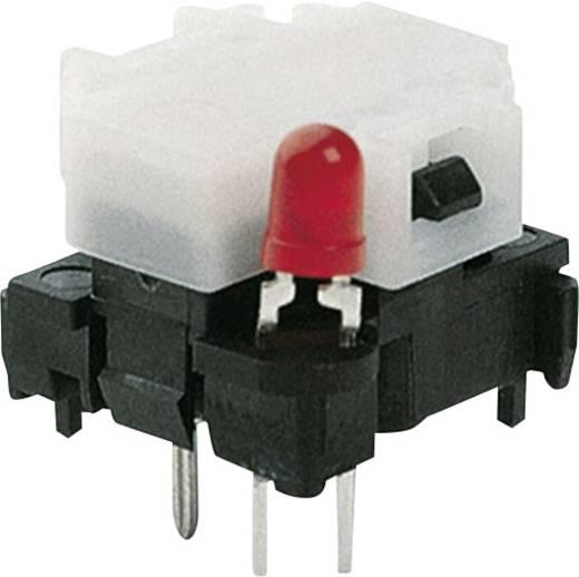 Marquardt 6425.4111 Drucktaster 28 V 0.1 A 1 x Aus/(Ein) tastend 1 St.
