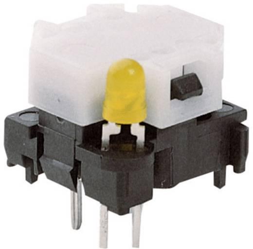 Marquardt 6425.5111 Drucktaster 28 V 0.1 A 1 x Aus/(Ein) tastend 1 St.