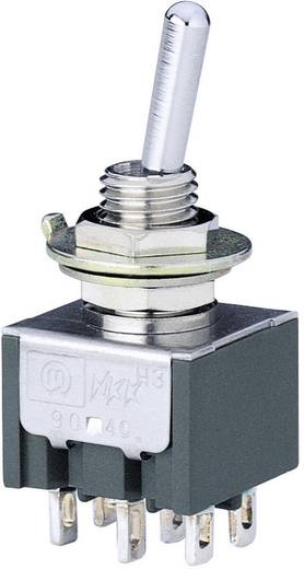 Kippschalter 30 V/DC 4 A 1 x Ein/Ein Marquardt 9040.0501 rastend 1 St.