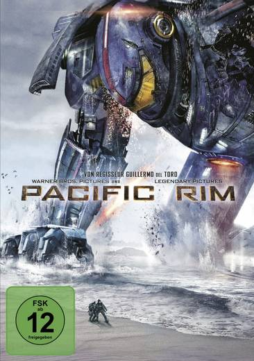 DVD Pacific Rim FSK: 12