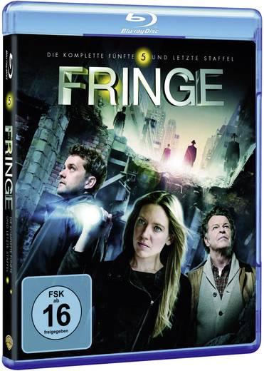 blu-ray Fringe - Die komplette 5. und letzte Staffel FSK: 16