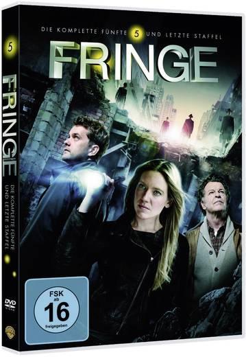 DVD Fringe - Die komplette 5. und letzte Staffel FSK: 16