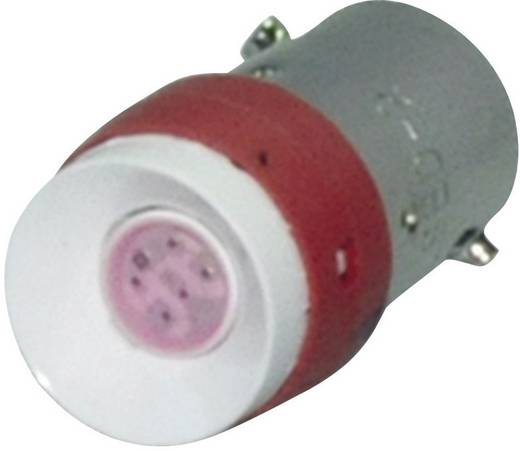 Leuchtdiode mit Sockel BA9S/14 Orange Idec YW LSED-2A 1 St.