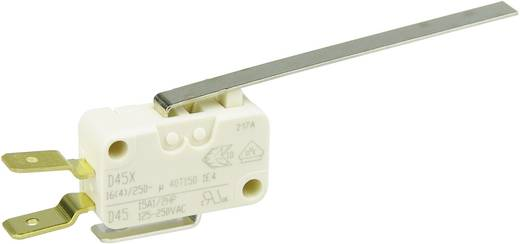 Cherry Switches Mikroschalter D45U-V3LL 250 V/AC 16 A 1 x Ein/(Ein) tastend 1 St.