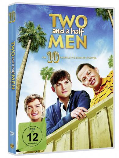 DVD Two and a Half Men - Staffel 10 FSK: 12