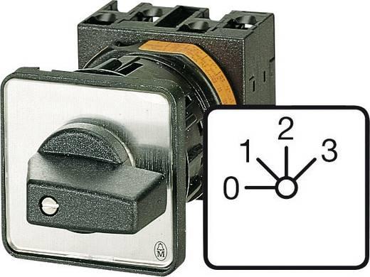 Nockenschalter 20 A 3 x 40 ° Grau, Schwarz Eaton T0-2-8241/E 1 St.