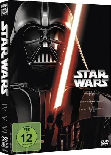 DVD Star Wars Triologie 4-6 FSK: 12