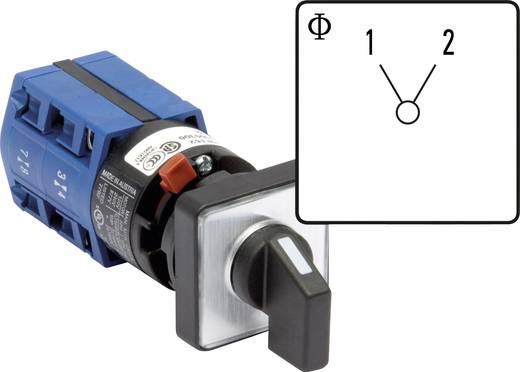 Lasttrennschalter 10 A 1 x 60 ° Grau, Schwarz Kraus & Naimer CG4 A221-600 FS2 1 St.