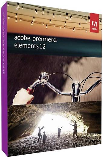 Adobe® Premiere® Elements 12 für PC unc Mac