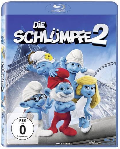 blu-ray Die Schlümpfe 2 FSK: 0