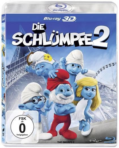 blu-ray 3D Die Schlümpfe 2 FSK: 0