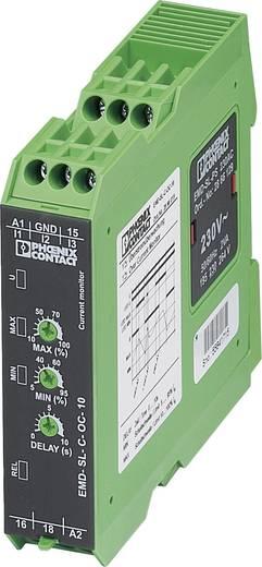 Überwachungsrelais 1 Wechsler 1 St. Phoenix Contact EMD-SL-C-OC-10 1-Phase, Strom, Überstrom