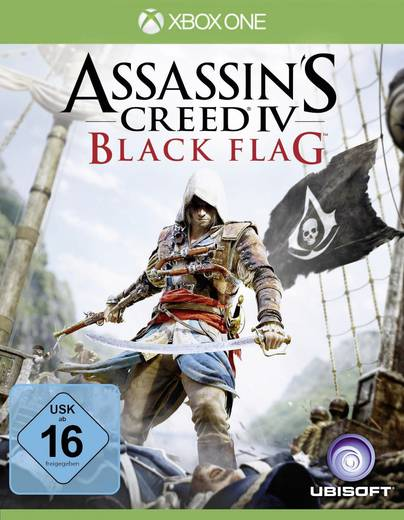 XBoxOne Assassin's Creed 4: Black Flag