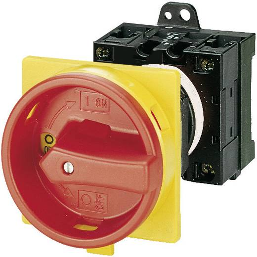 Nockenschalter absperrbar 20 A 1 x 90 ° Rot, Gelb Eaton T0-2-1/V/SVB 1 St.
