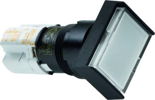 Druckschalter 250 V 4 A 2 x Aus/Ein RAFI 1.15.108.152/0000 IP40 rastend 5 St.