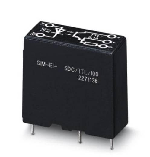 Halbleiterrelais 10 St. Phoenix Contact SIM-EI- 24DC/TTL/100 Last-Strom (max.): 100 mA Schaltspannung (max.): 5.25 V/DC