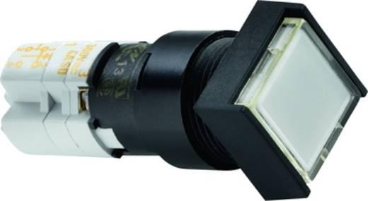 Druckschalter 250 V 4 A 2 x Aus/Ein RAFI 1.15.108.352/0000 IP40 rastend 5 St.