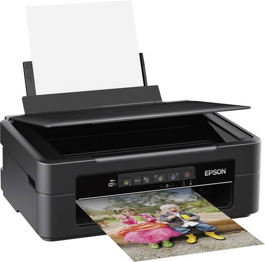 EPSON Expression Home XP-215, Multifunktionsgerät Tinte 3in1, USB, (Drucker,Kopierer,Scanner)
