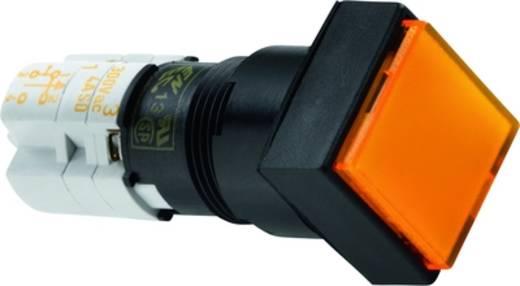 Drucktaster 250 V 4 A 1 x Aus/(Ein) RAFI 1.15.108.281/0000 IP65 tastend 10 St.