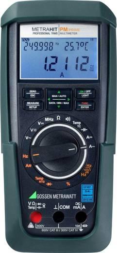 Gossen Metrawatt METRAHIT PM PRIME Hand-Multimeter digital Datenlogger CAT III 600 V, CAT IV 300 V Anzeige (Counts): 31