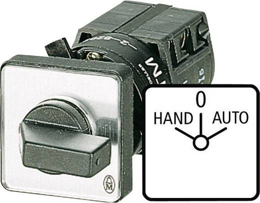 Nockenschalter 10 A 500 V 2 x 60 ° Grau, Schwarz Eaton TM-1-15431/EZ 1 St.