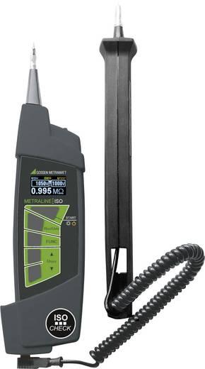 Gossen Metrawatt Metraline ISO CHECK Isolationsmessgerät 50 V, 100 V, 250 V, 500 V, 1000 V 1 GΩ