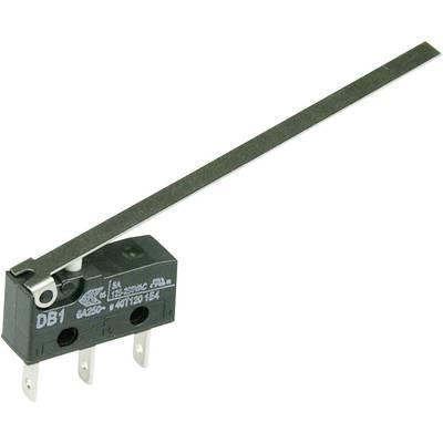 Cherry Switches Mikroschalter DB1C-B1LD 250 V/AC 6 A 1 x Ein/(Ein) tastend 1 St. Preisvergleich