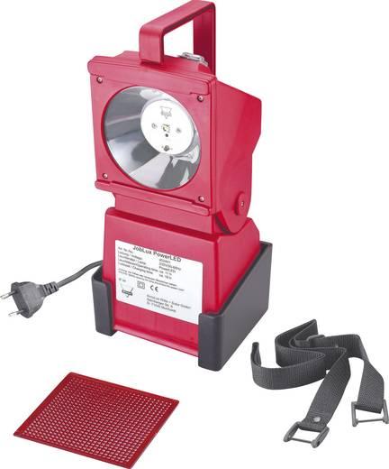 AccuLux 452441 Akku-Handscheinwerfer JobLux Signal-Rot LED 11 h