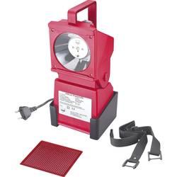 Ručné akumulátorové svietidlo (baterka) AccuLux 452441, N/A, signálna červená