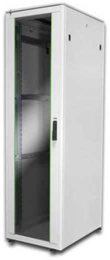 Digitus Professional DN-19 42u-6/8-1 19 Zoll Netzwerkschrank (B x H x T) 600 x 2053 x 800 mm 42 HE Lichtgrau (RAL 7035)