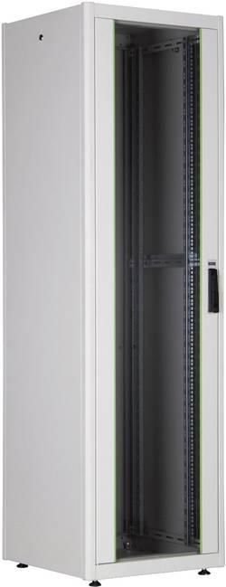 "10"" skříň pro datové sítě Digitus Professional DN-19 22u-6/6-D DN-19 22u-6/6-D, 22 U, světle šedá"