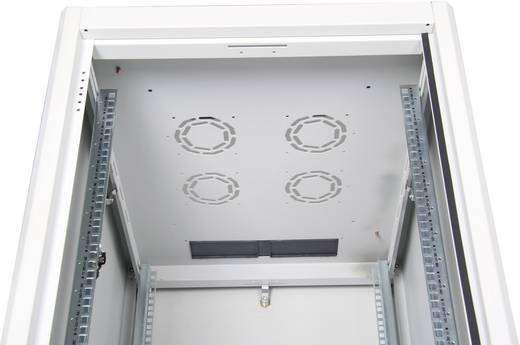 Digitus Professional DN-19 22u-6/6-D 19 Zoll Netzwerkschrank (B x H x T) 600 x 1125 x 600 mm 22 HE Lichtgrau (RAL 7035)