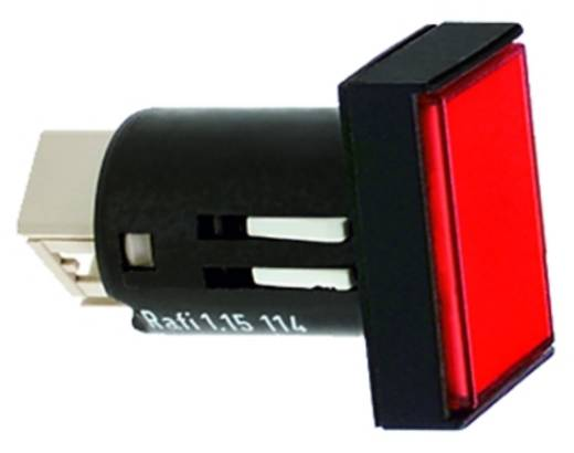 Drucktaster 35 V 0.1 A 1 x Aus/Ein RAFI 1.15.114.966/0000 IP65 tastend 10 St.