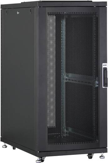 19 Zoll Serverschrank Digitus Professional DN-19 SRV-26U-B-1 (B x H x T) 600 x 1260 x 1000 mm 26 HE Schwarz (RAL 9005)